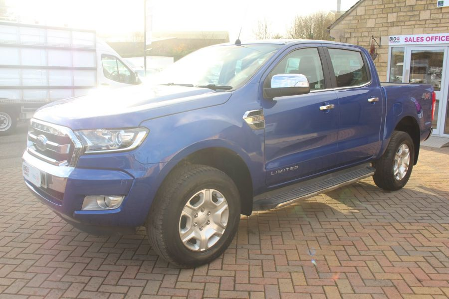 FORD RANGER TDCI 200 LIMITED 4X4 DOUBLE CAB - 6993 - 8