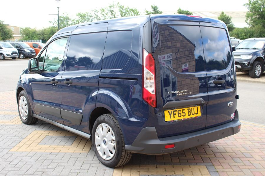 FORD TRANSIT CONNECT 220 TDCI 95 L1 H1 TREND SWB LOW ROOF - 9416 - 7