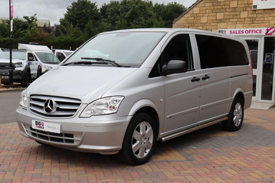 MERCEDES VITO 116 CDI 163 SPORT LWB LOW ROOF - 11041 - 10