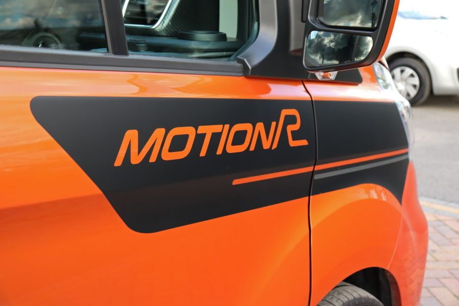 FORD TRANSIT CUSTOM 280 TDCI 130 L1H1 MOTION R LIMITED - 10195 - 40