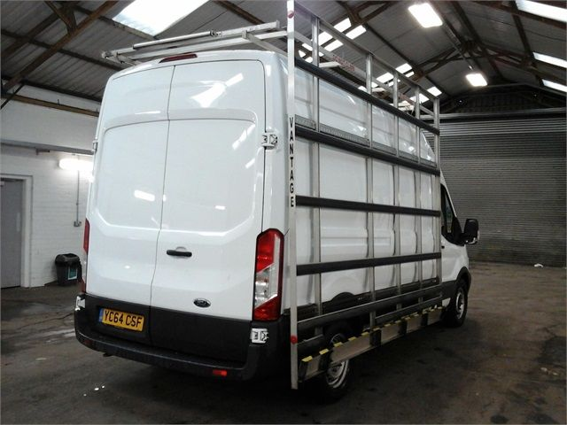 FORD TRANSIT 350 TDCI 125 L3 H3 LWB HIGH ROOF FWD - 6987 - 2