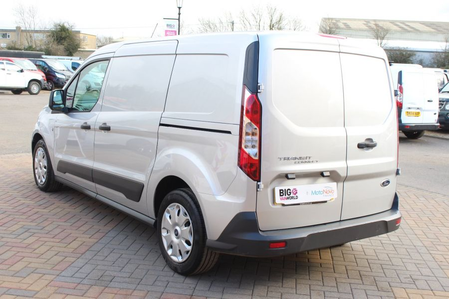 FORD TRANSIT CONNECT 240 TDCI 115 L2 H1 TREND DOUBLE CAB 5 SEAT CREW VAN - 7359 - 7