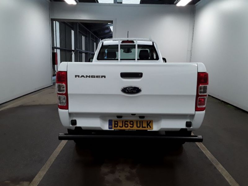 FORD RANGER 2.0 TDCI 170 XL SINGLE CAB ECOBLUE - 12021 - 9