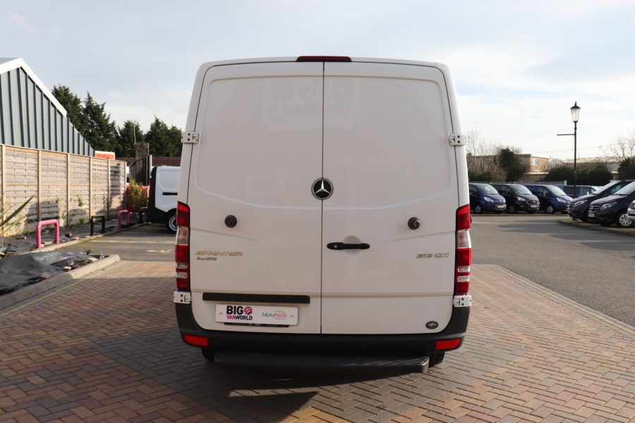 MERCEDES SPRINTER 313 CDI 129 MWB DOUBLE CAB 6 SEAT CREW VAN LOW ROOF - 11824 - 7