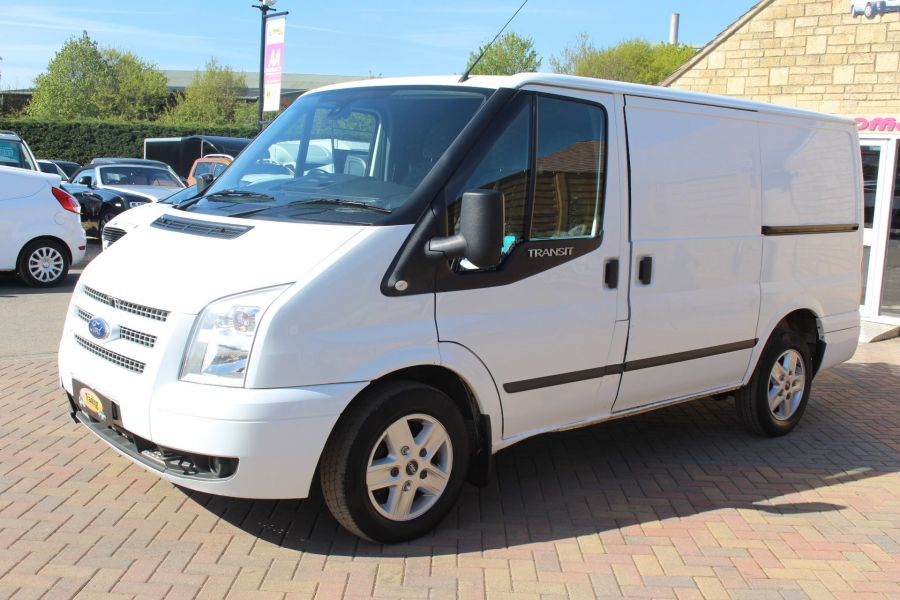 FORD TRANSIT 260 TDCI 140 LIMITED SWB LOW ROOF FWD - 5938 - 6