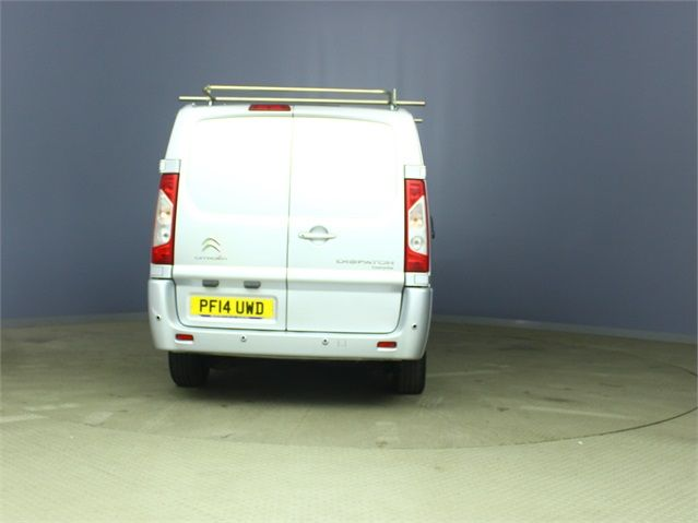 CITROEN DISPATCH 1200 HDI 125 L2 H1 ENTERPRISE LWB LOW ROOF - 6573 - 3