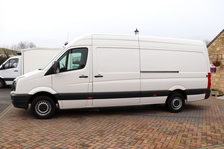 VOLKSWAGEN CRAFTER CR35 TDI 140 BMT LWB HIGH ROOF - 10447 - 8