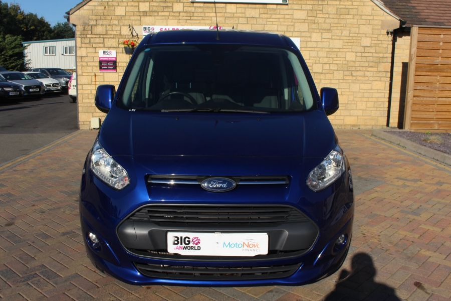 FORD TRANSIT CONNECT 200 TDCI 125 L1 H1 LIMITED SWB LOW ROOF - 8327 - 9