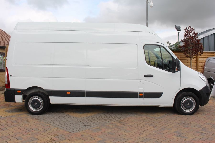RENAULT MASTER LH35 DCI 125 BUSINESS LWB HIGH ROOF NEW SHAPE - 5678 - 4