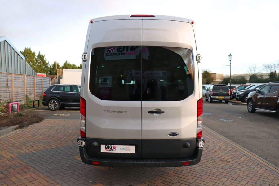 FORD TRANSIT 460 TDCI 155 L4H3 TREND 17 SEAT BUS HIGH ROOF DRW RWD - 10109 - 6