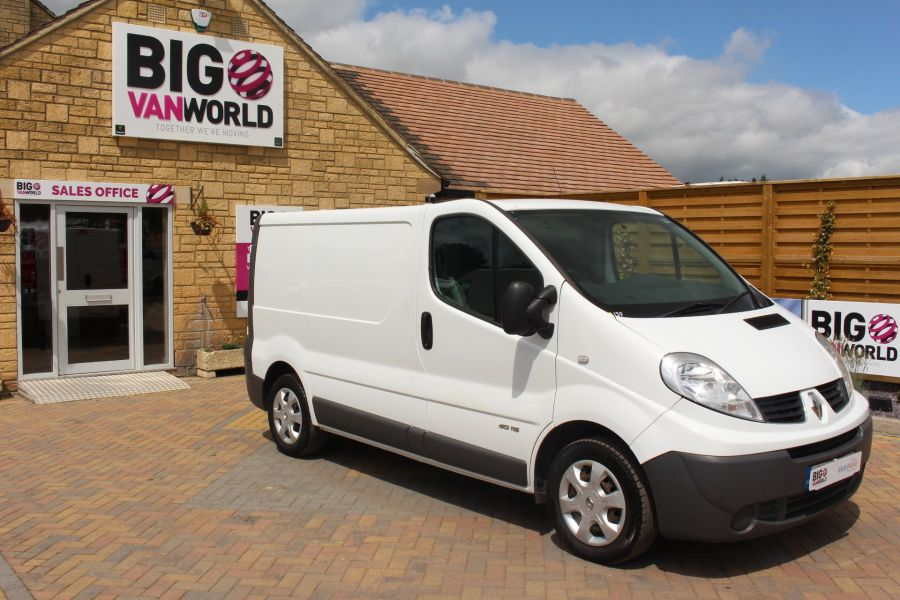 RENAULT TRAFIC SL27 DCI 115 SWB LOW ROOF - 6284 - 2