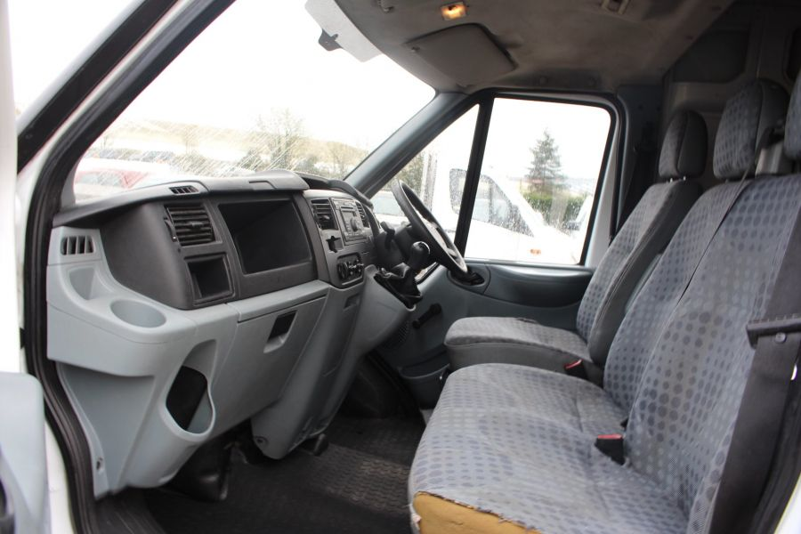 FORD TRANSIT 350 TDCI 100 LWB HIGH ROOF RWD - 9107 - 14