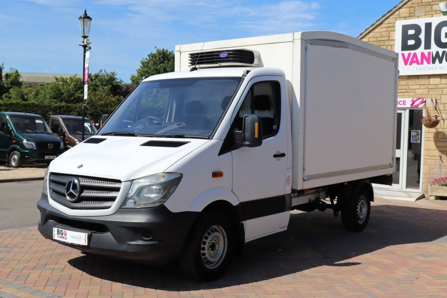 MERCEDES SPRINTER 313 CDI 129 MWB FRIDGE BOX - 10964 - 10