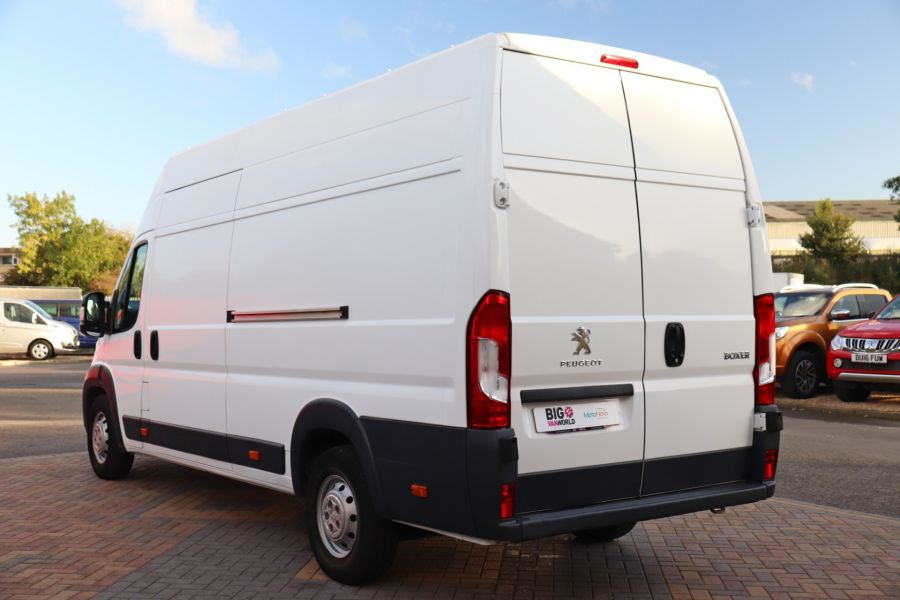 PEUGEOT BOXER 435 HDI 130 L4H3 HIGH ROOF - 9962 - 8