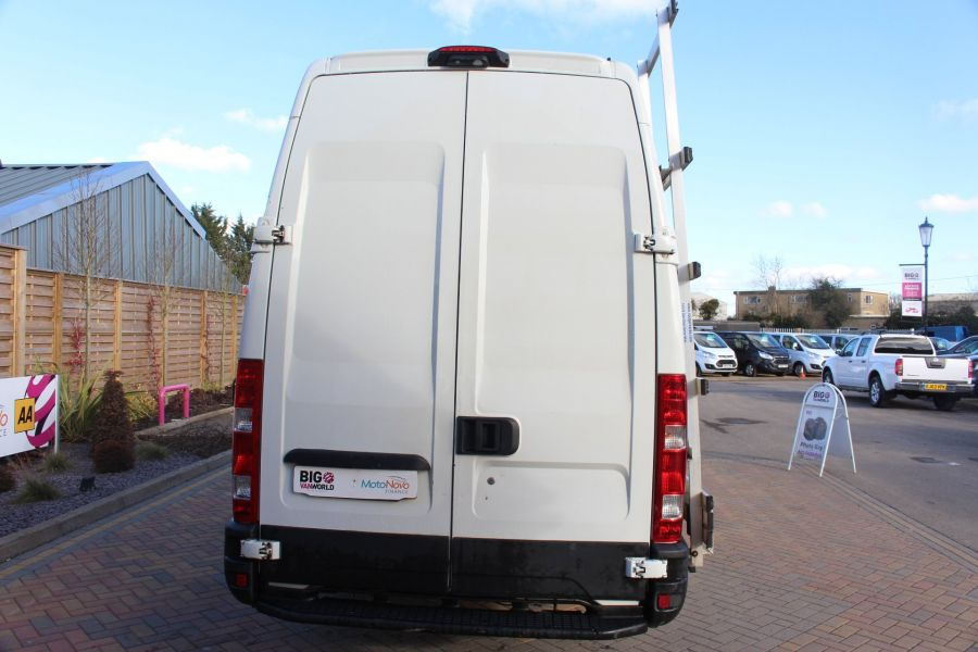 IVECO DAILY 35S13 3950 WB LWB EXTRA HIGH ROOF - 7383 - 5