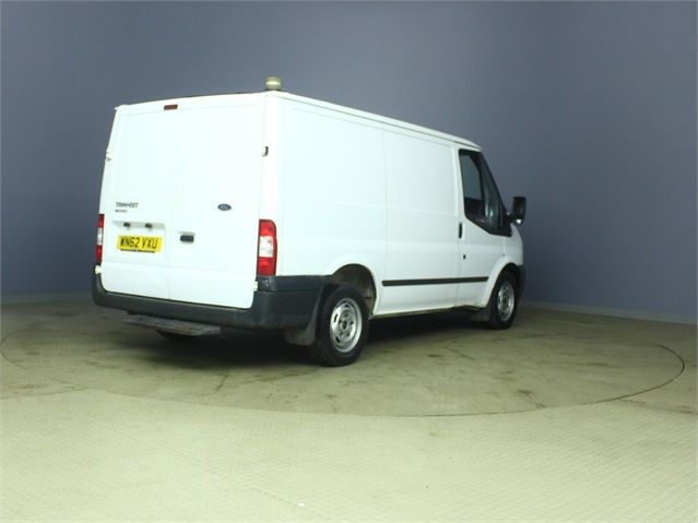 FORD TRANSIT 280 TDCI 125 TREND SWB LOW ROOF FWD - 7043 - 2