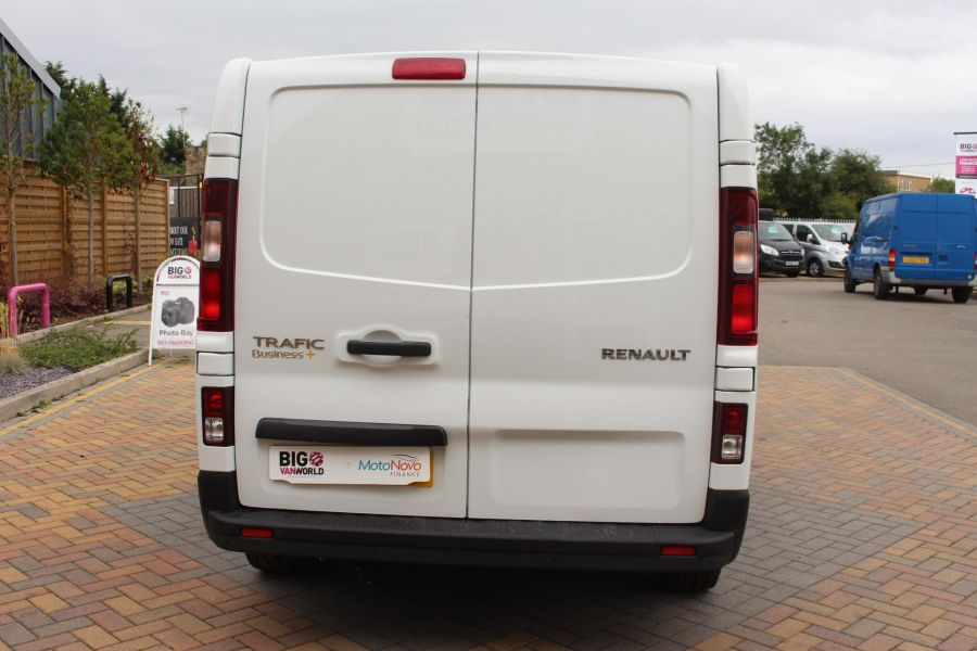 RENAULT TRAFIC LL29 DCI 115 L2 H1 BUSINESS+ PLUS LWB LOW ROOF - 6467 - 6
