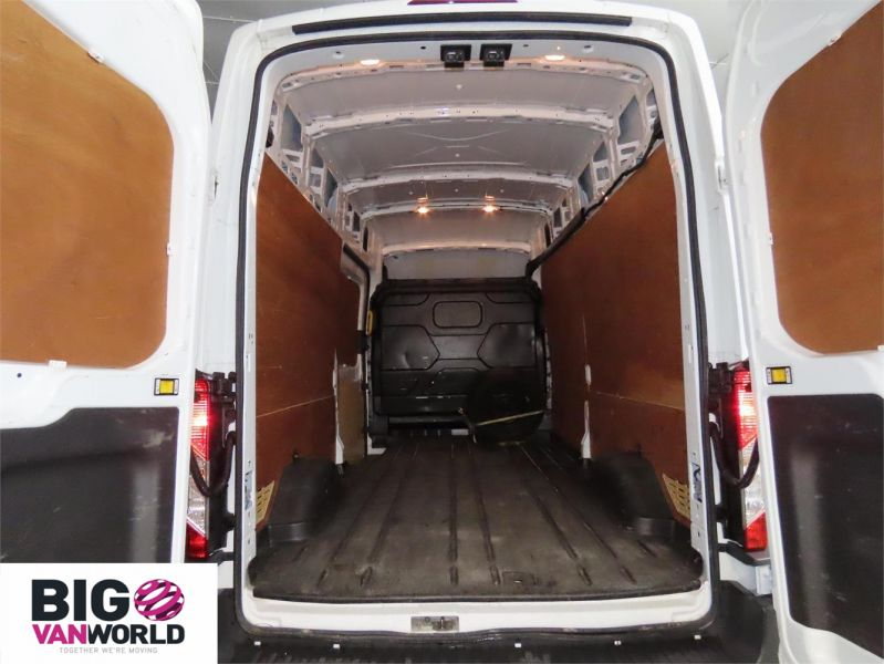 FORD TRANSIT 350 TDCI 130 L3H3 TREND LWB HIGH ROOF - 10951 - 13