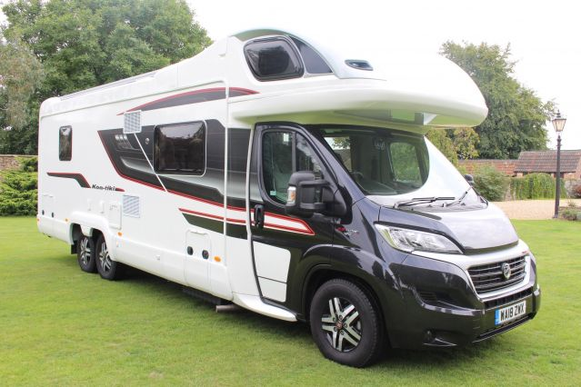 Used SWIFT KON-TIKI in Used Vans Swindon for sale