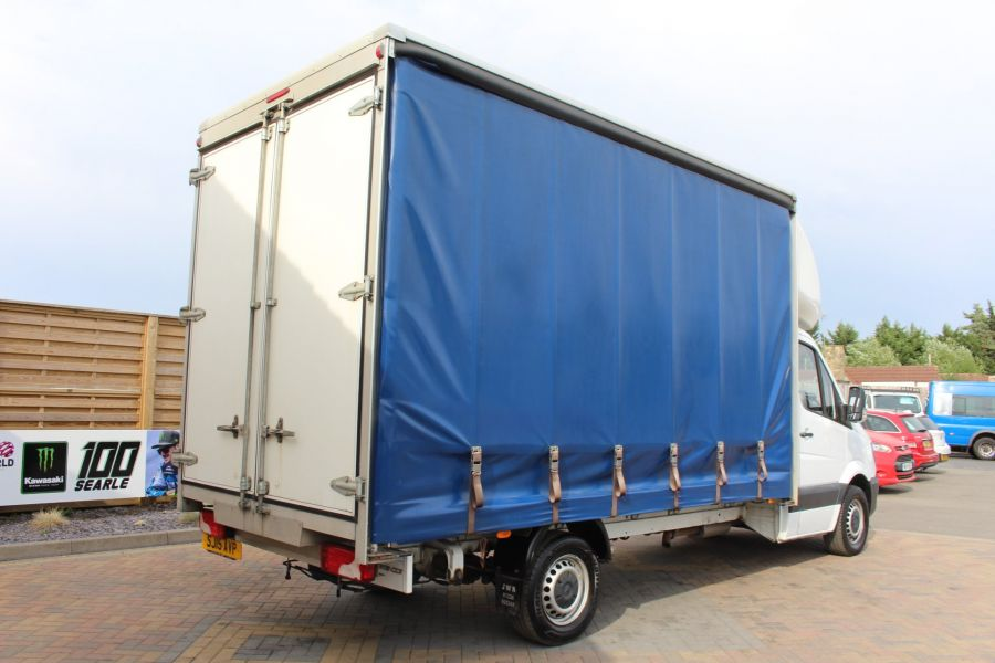 MERCEDES SPRINTER 313 CDI 129 LWB CURTAINSIDER - 7969 - 5