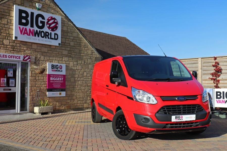 FORD TRANSIT CUSTOM 290 TDCI 170 L1H1 TREND COLOUR EDITION SWB LOW ROOF - 11530 - 3