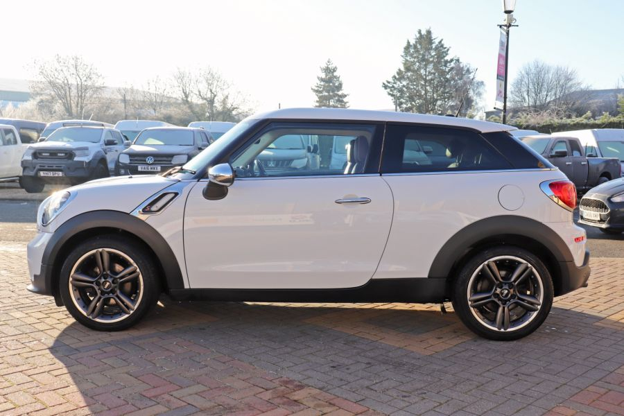 MINI PACEMAN COOPER 2.0 SD 143 ALL4 AUTO - 11657 - 11