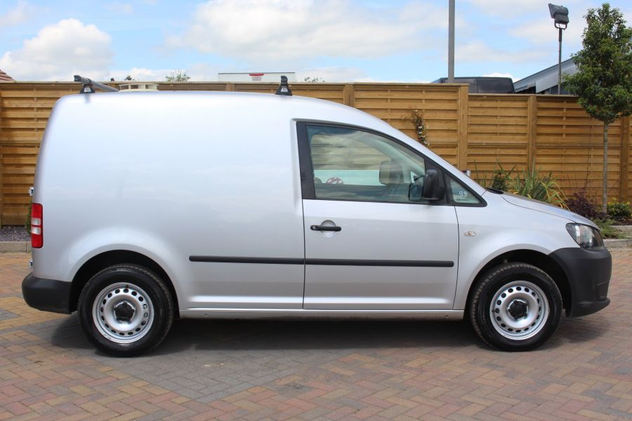 VOLKSWAGEN CADDY C20 TDI 102 - 6282 - 4