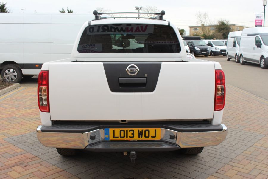 NISSAN NAVARA DCI 190 TEKNA CONNECT 4X4 DOUBLE CAB - 7425 - 6