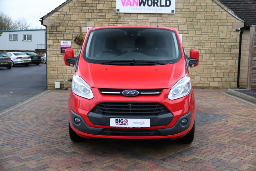 FORD TRANSIT CUSTOM 290 TDCI 125 L1H1 LIMITED SWB LOW ROOF FWD - 12045 - 13