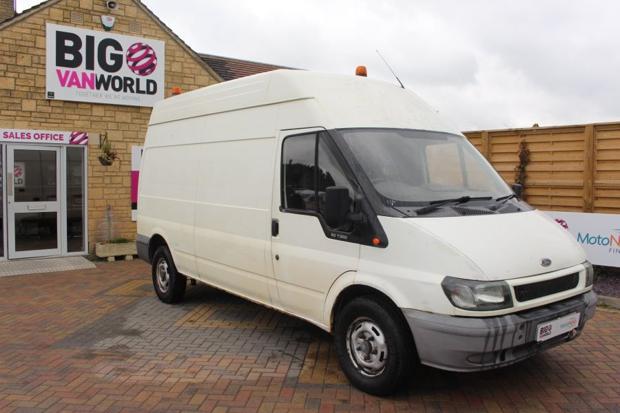 FORD TRANSIT 350 LWB HIGH ROOF 90 - 6424 - 2