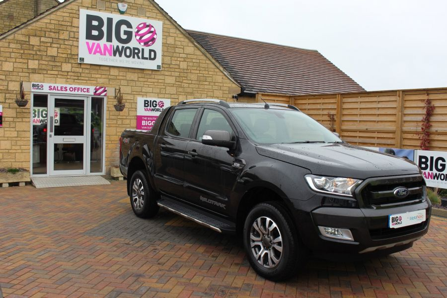FORD RANGER WILDTRAK TDCI 197 4X4 DOUBLE CAB - 7635 - 3