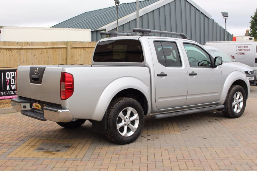 NISSAN NAVARA DCI 190 TEKNA CONNECT 4X4 DOUBLE CAB - 5188 - 3