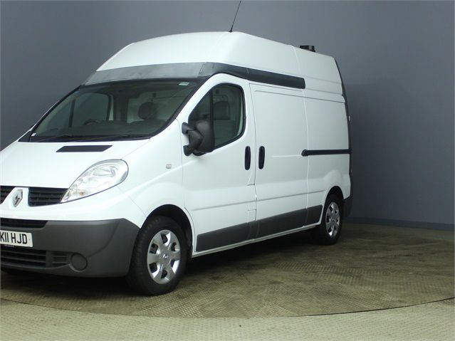 RENAULT TRAFIC LH29 DCI 115 LWB HIGH ROOF - 7202 - 5