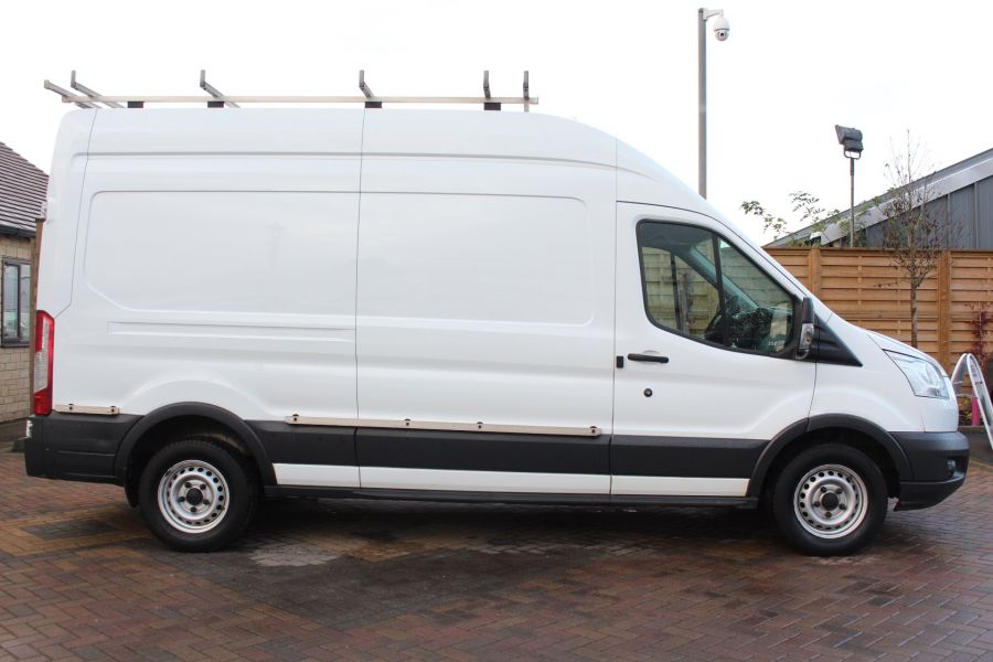 FORD TRANSIT 350 TDCI 125 L3 H3 LWB HIGH ROOF FWD - 6999 - 4