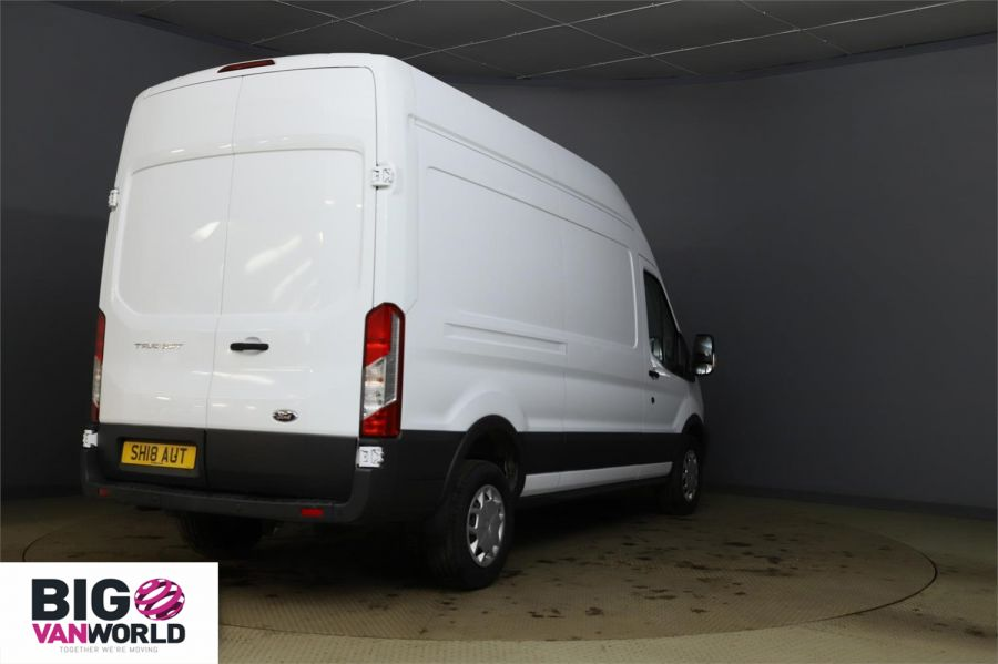 FORD TRANSIT 350 TDCI 130 L3H3 TREND LWB HIGH ROOF - 10951 - 3