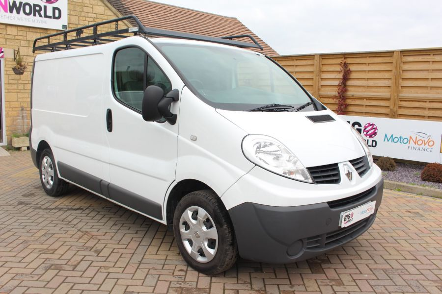 RENAULT TRAFIC SL27 DCI 115 ECO2 SWB LOW ROOF - 6914 - 3