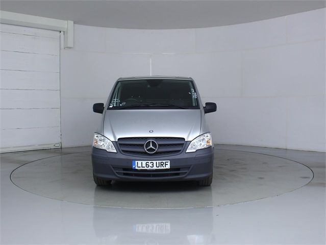 MERCEDES VITO 122 CDI 224 COMPACT SWB LOW ROOF - 7046 - 6