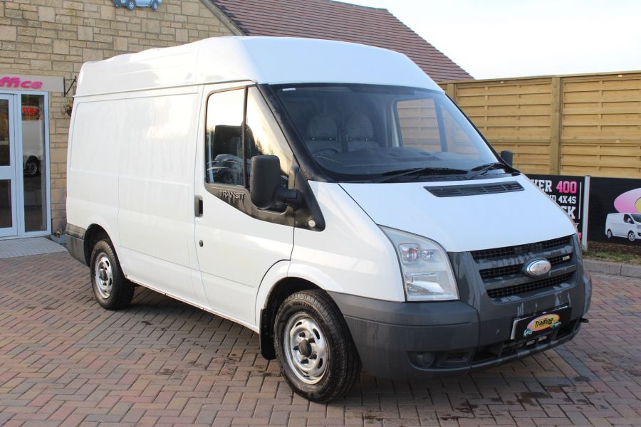 FORD TRANSIT 260 SWB SEMI HIGH ROOF NO VAT - 5782 - 1