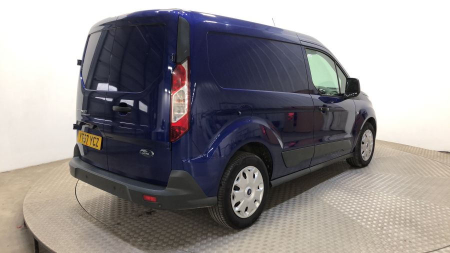 FORD TRANSIT CONNECT 200 TDCI 75 L1H1 TREND SWB LOW ROOF - 11475 - 3