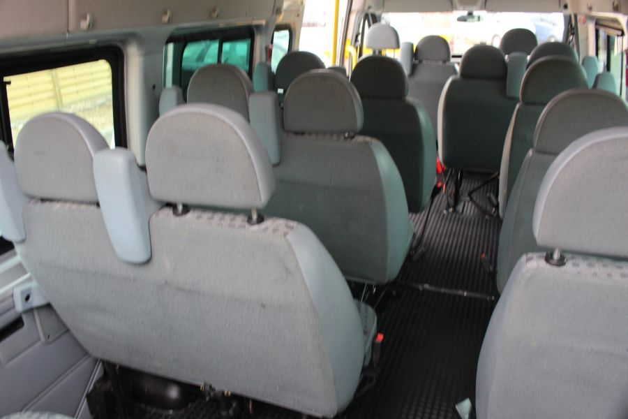 FORD TRANSIT 430 TDCI 135 HIGH ROOF 17 SEAT BUS - 5825 - 22
