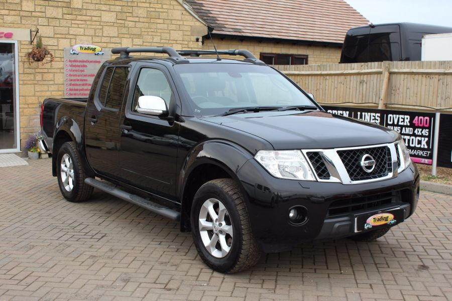 NISSAN NAVARA DCI TEKNA CONNECT 4X4 DOUBLE CAB - 5202 - 1