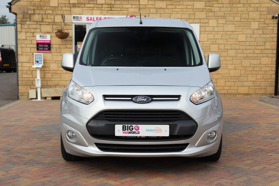 FORD TRANSIT CONNECT 200 TDCI 120 L1H1 LIMITED SWB LOW ROOF - 11222 - 11