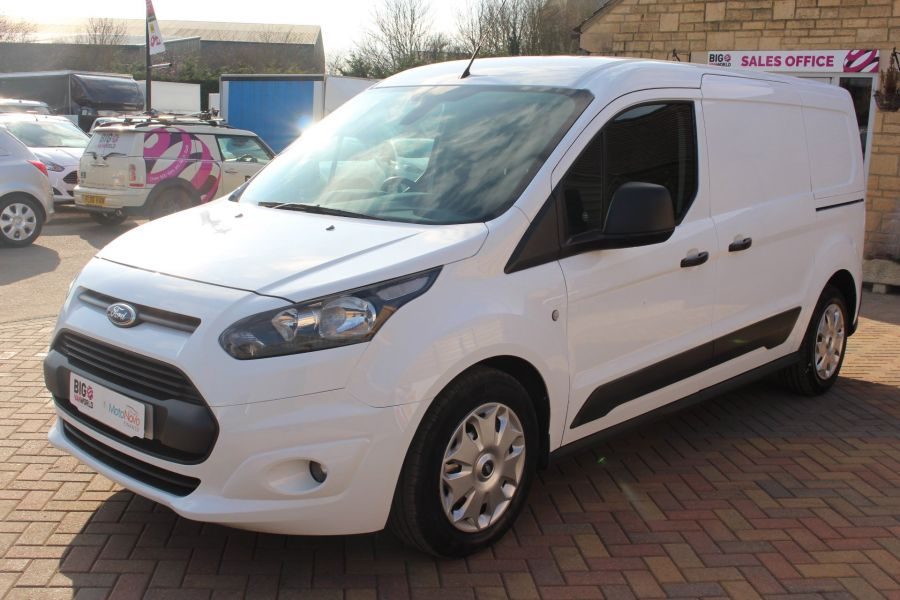 FORD TRANSIT CONNECT 240 TDCI 115 L2 H1 TREND LWB LOW ROOF - 7355 - 8