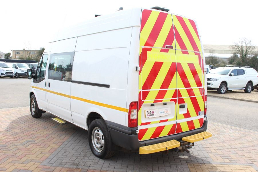 FORD TRANSIT 350 TDCI 100 LWB HIGH ROOF 7 SEAT MESSING UNIT - 7251 - 7