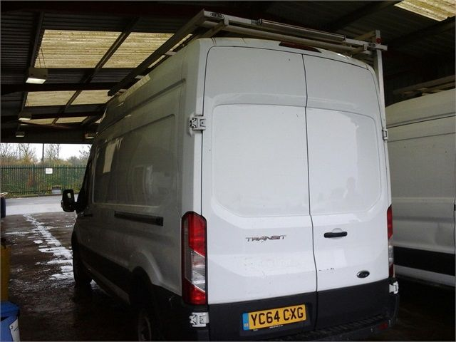 FORD TRANSIT 350 TDCI 125 L3 H3 LWB HIGH ROOF FWD - 7010 - 3