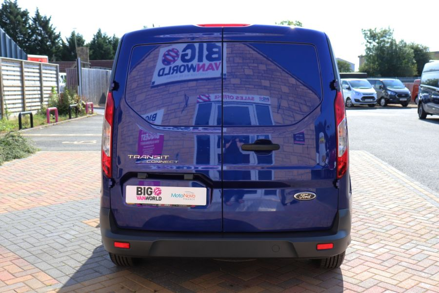 FORD TRANSIT CONNECT 210 TDCI 95 L2H1 TREND LWB LOW ROOF - 9800 - 6