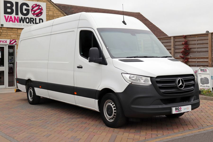 MERCEDES SPRINTER 314 CDI 143 L3H2 LWB HIGH ROOF RWD - 12126 - 1