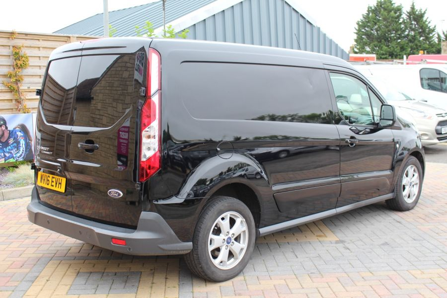 FORD TRANSIT CONNECT 240 TDCI 115 L2 H1 LIMITED LWB LOW ROOF - 9350 - 5