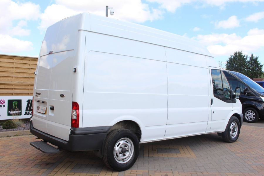 FORD TRANSIT 350 TDCI 125 LWB HIGH ROOF FWD - 6614 - 5