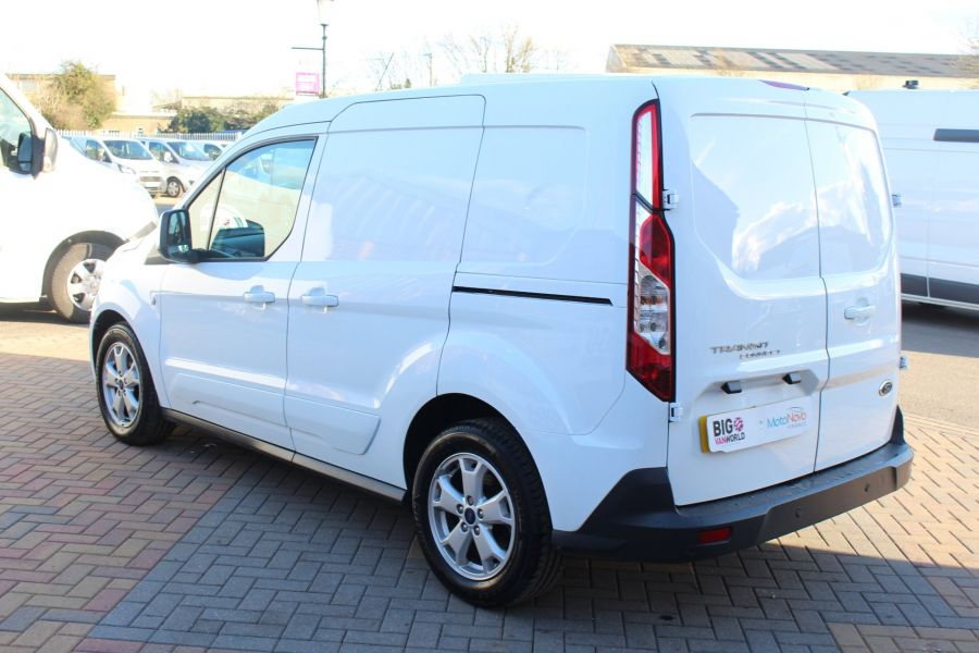 FORD TRANSIT CONNECT 200 TDCI 115 L1 H1 LIMITED SWB LOW ROOF - 7426 - 7